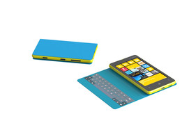 Nokia Lumia 800 Keyboard Cover