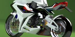 motorcycle  cbr 1000rr mod
