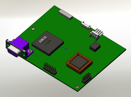 CONTROLLER CARD - TFT DISPLAY