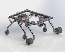 Mars Rover UNISA project