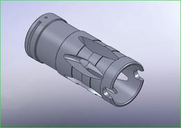 Hk G3/91 flash hider