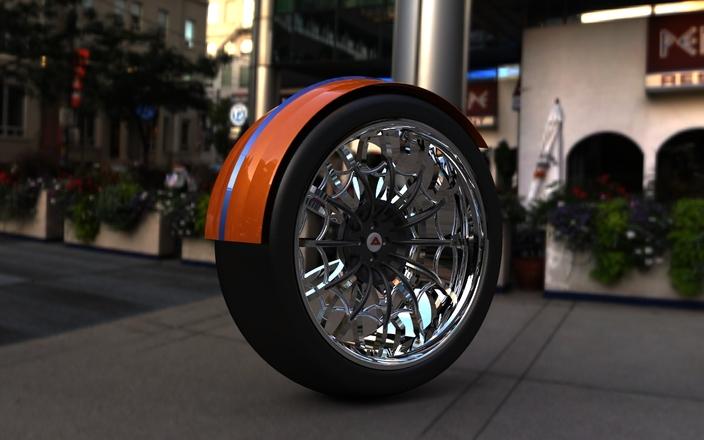 Wheel & Ring
