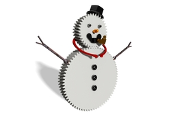 Seasonal Snowman