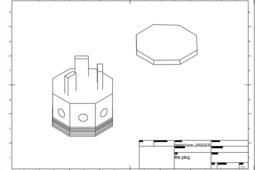 Octagonal Compact Extension Unit