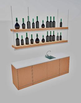 cabinet-sink - Recent models | 3D CAD Model Collection