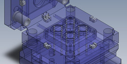 Plastic Injection Mould-5