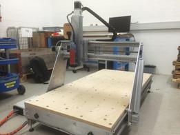 CNC milling machine 3-axis