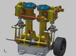 Steam Engine JLS 13-2