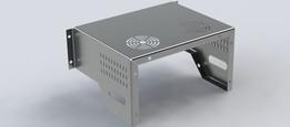 sheetmetal body for an electronic device
