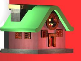Kiddie house