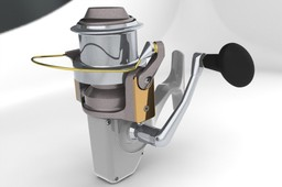 Fishing reel (Surfcasting)