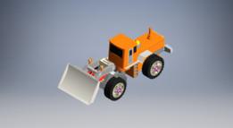 Tractors Bulldozers