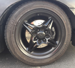 Honda Center Cap for Rota Auto-X Rims