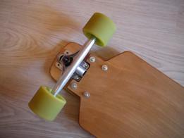 Forked Drop-Down Longboard SWBO