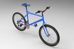 Capriolo - Albino Bicycle
