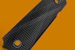 Checkered Grip for M1911-A1_RH