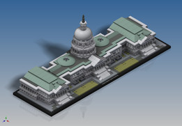 LEGO Architecture - US Capitol Building (21030)