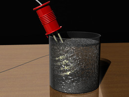 Table Water Heater