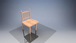 Simple Chair