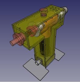 Manual plasma torch