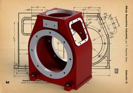Compresor de aire: Pieza 16 - Carreras Soto