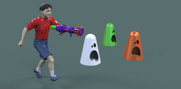 ghost buster game