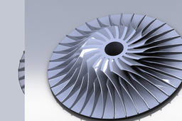 Turbo Impeller