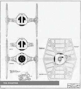 SW Tie Fighter