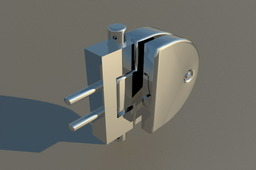 Lurssen Magnetically Damped Hinge