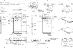 Iphone 5 drawing dimensions