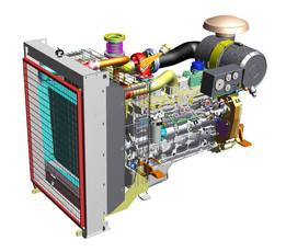 DIESEL ENGINE 247 kW