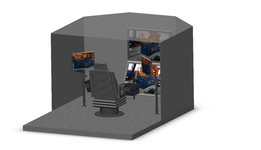 simulator crank