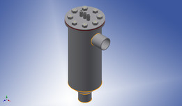 SHAH -1 COMBUSTION CHAMBER