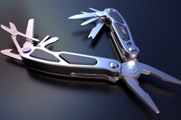 Studio shot of a multi-tool