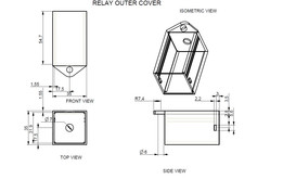 DESIGN OF AUTOMOBILE RELAY COVER