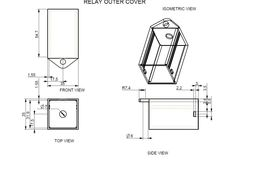 DESIGN OF AUTOMOBILE RELAY COVER