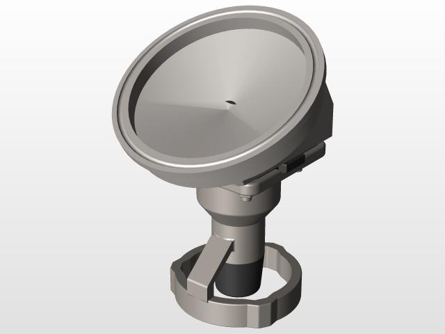 Vlvula de diafragma diaphragm valve 3d cad model library grabcad ccuart Images