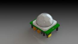 PIR HC SR 501 Sensor