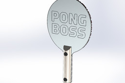Ping Pong Trophy