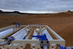 Concentrated Solar Power (CSP) Unit