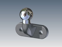 ISO 50 - Trailer Hook for Vehicle (Trailer Hitch)
