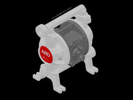 ⅜ in Aro - PD03P-XPX-XXX_08_3D inlet option 2