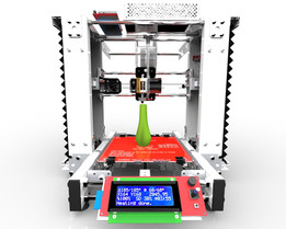 Prusa style 3D Printer V1.3 NEW