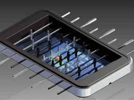 Ipad  Table-Soccer