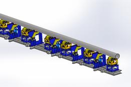 Piping Conveyor
