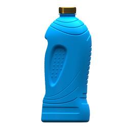 Bottle 2L PET triangular