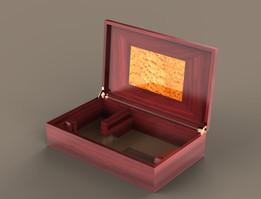 Drafting Instrument Box