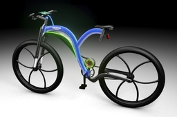 Nokia N-Bike concept design