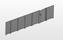 ENWAR - Fence