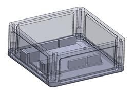 Arduino Uno R3 Case Tower - Bone Industries